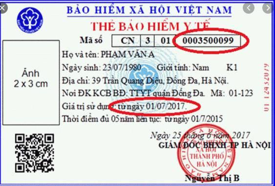 Tra cứu mã số BHXH, giá trị sử dụng BHYT trực tuyến 2020