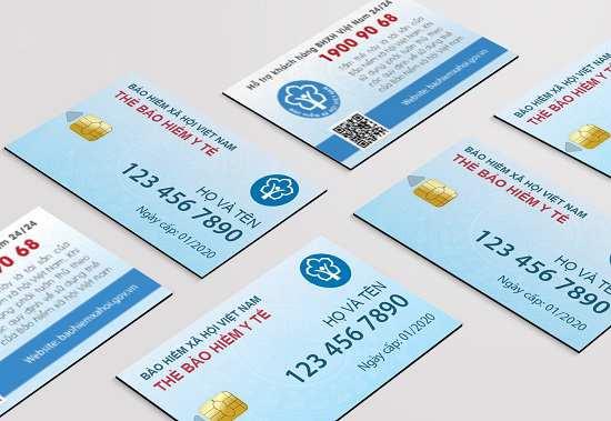 Từ ngày 01/04/2021 đổi mẫu thẻ BHYT mới ở đâu? thủ tục như thế nào?