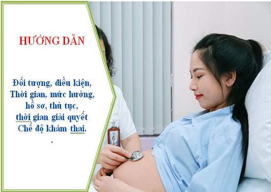 Tổng quát chế độ thai sản 2021 dành cho nam và nữ