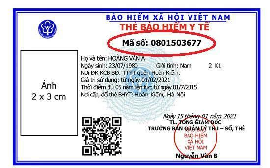 Không tham gia BHXH, BHYT có đăng ký được phần mềm VssID?